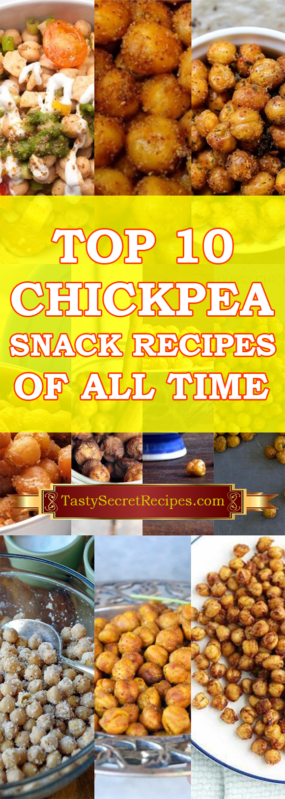 Our 10 Favorites Chickpea Snack Recipe of All Time