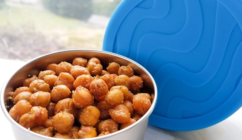 ROASTED CHICKPEAS – THE PERFECT TRAVEL SNACK