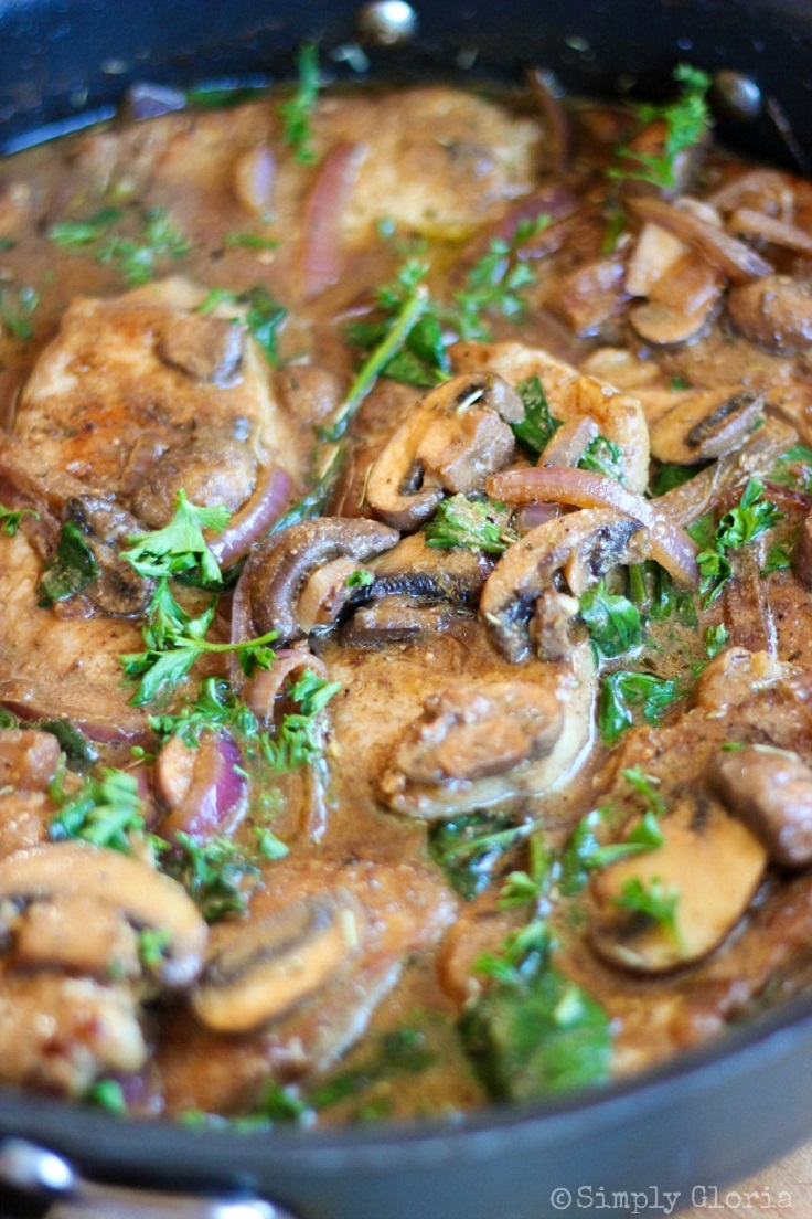 Pork-Chops-with-Mushroom-Sauce