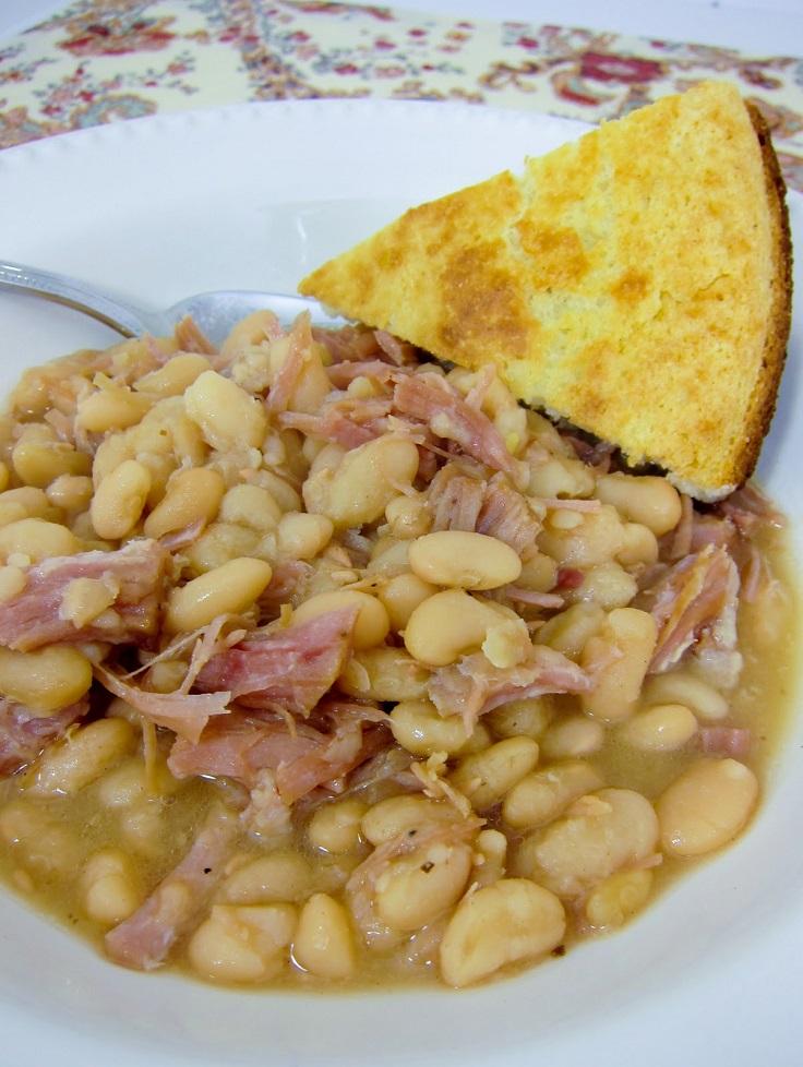 Crock-Pot-Ham-White-Beans