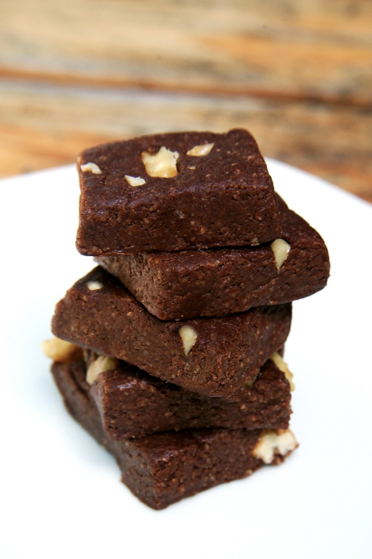 No-Bake-Brownies
