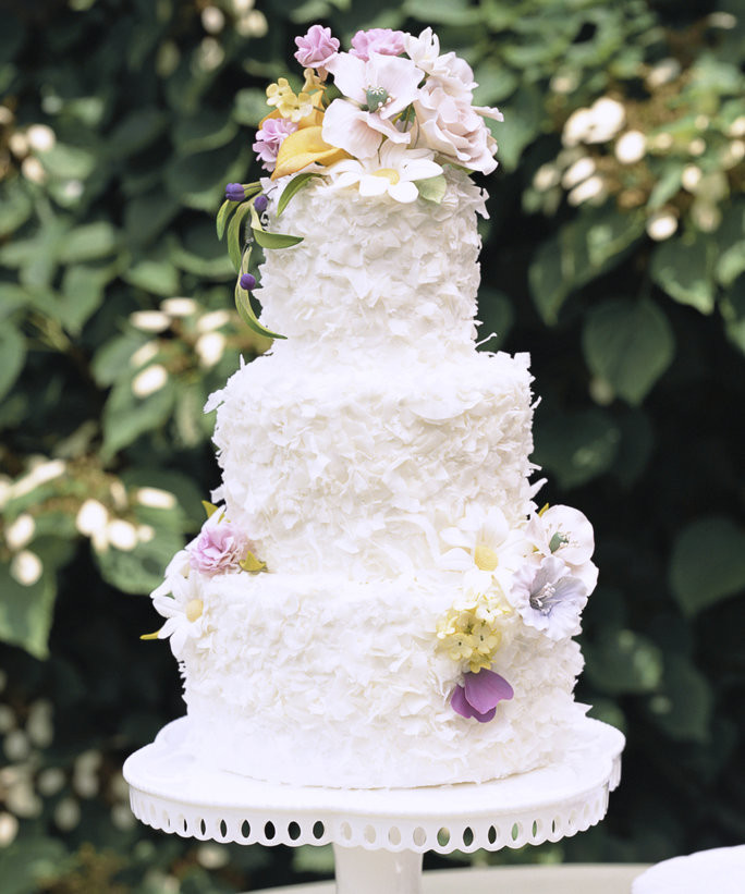 100 Years Of Wedding Cakes  Watch 100 Years of Wedding Cakes — See How Much Wedding