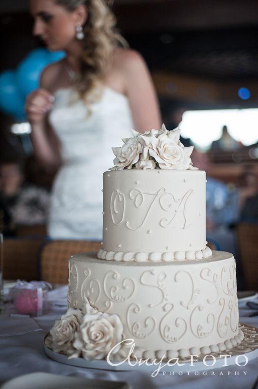 2 Tier Wedding Cakes  Delicious 2 tier Wedding Cake for Reception Ideas