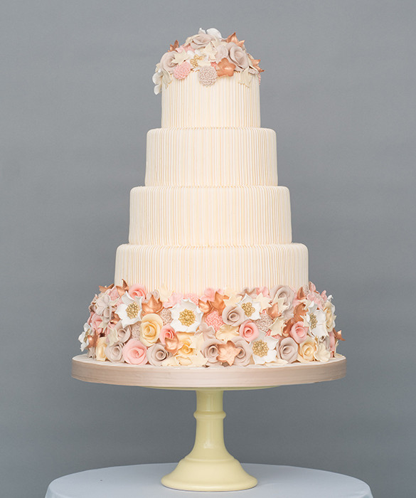 2016 Wedding Cakes  Wedding cake trends 2016 8