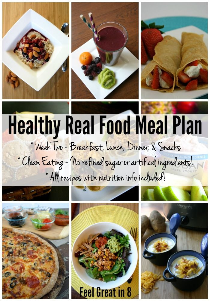 3 Healthy Meals Breakfast Lunch Dinner  252 best Feel Great in 8 Healthy Recipes & Tips images on