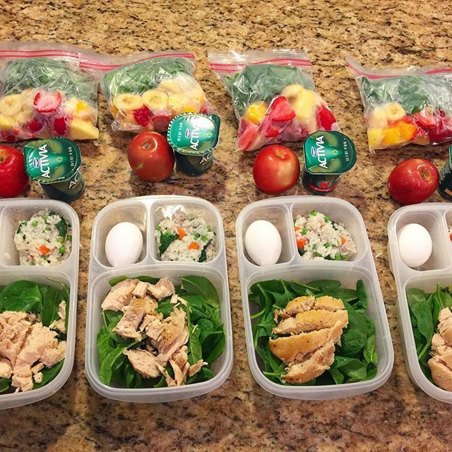 3 Healthy Meals Breakfast Lunch Dinner  10 Best images about Easy Lunch Box Lunches on Pinterest