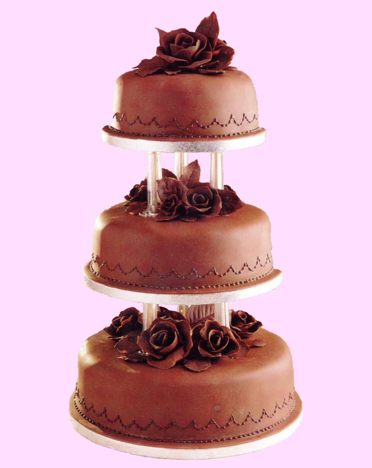 3 Layered Wedding Cakes  3 layer wedding cake price idea in 2017