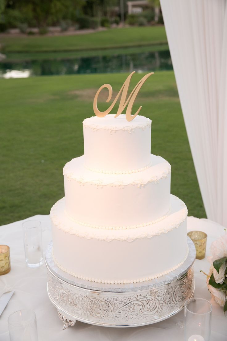 3 Layered Wedding Cakes  17 Best images about Wedding Cake Toppers on Pinterest
