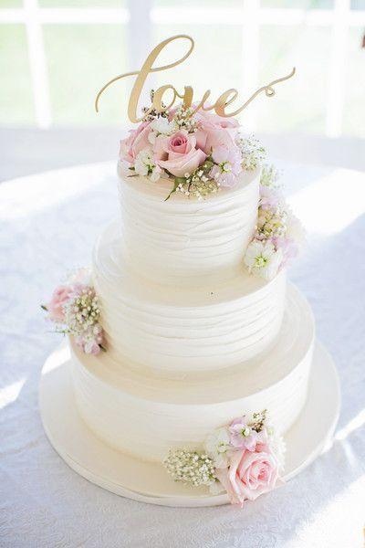 3 Layered Wedding Cakes  Tiered wedding cakes Wedding cakes and Wedding 2015