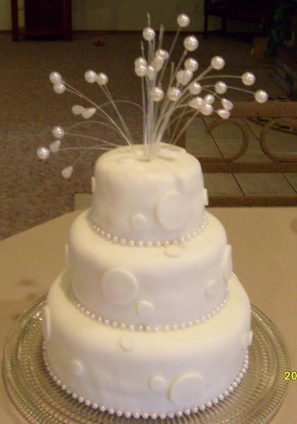30Th Wedding Anniversary Cakes  30th anniversary cake Cake Decorating munity Cakes