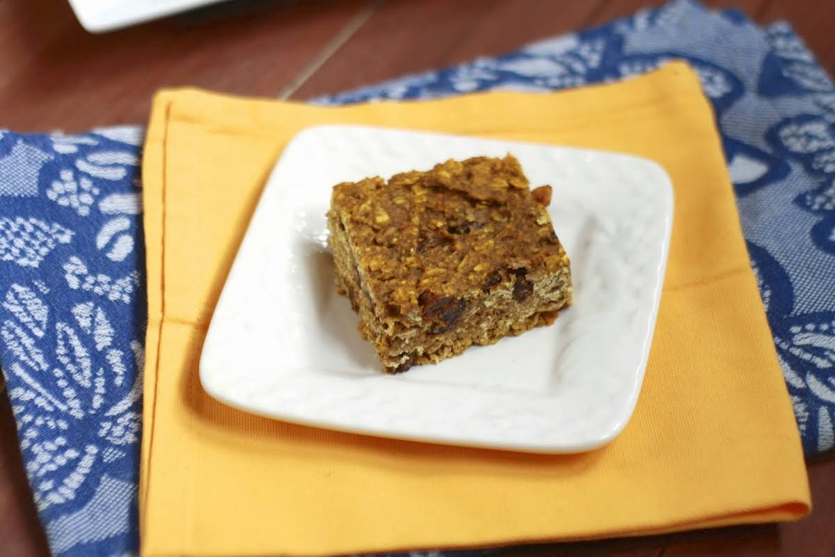 365 Organic Old-Fashioned Rolled Oats  10 Best Oatmeal Raisin Breakfast Bars Recipes