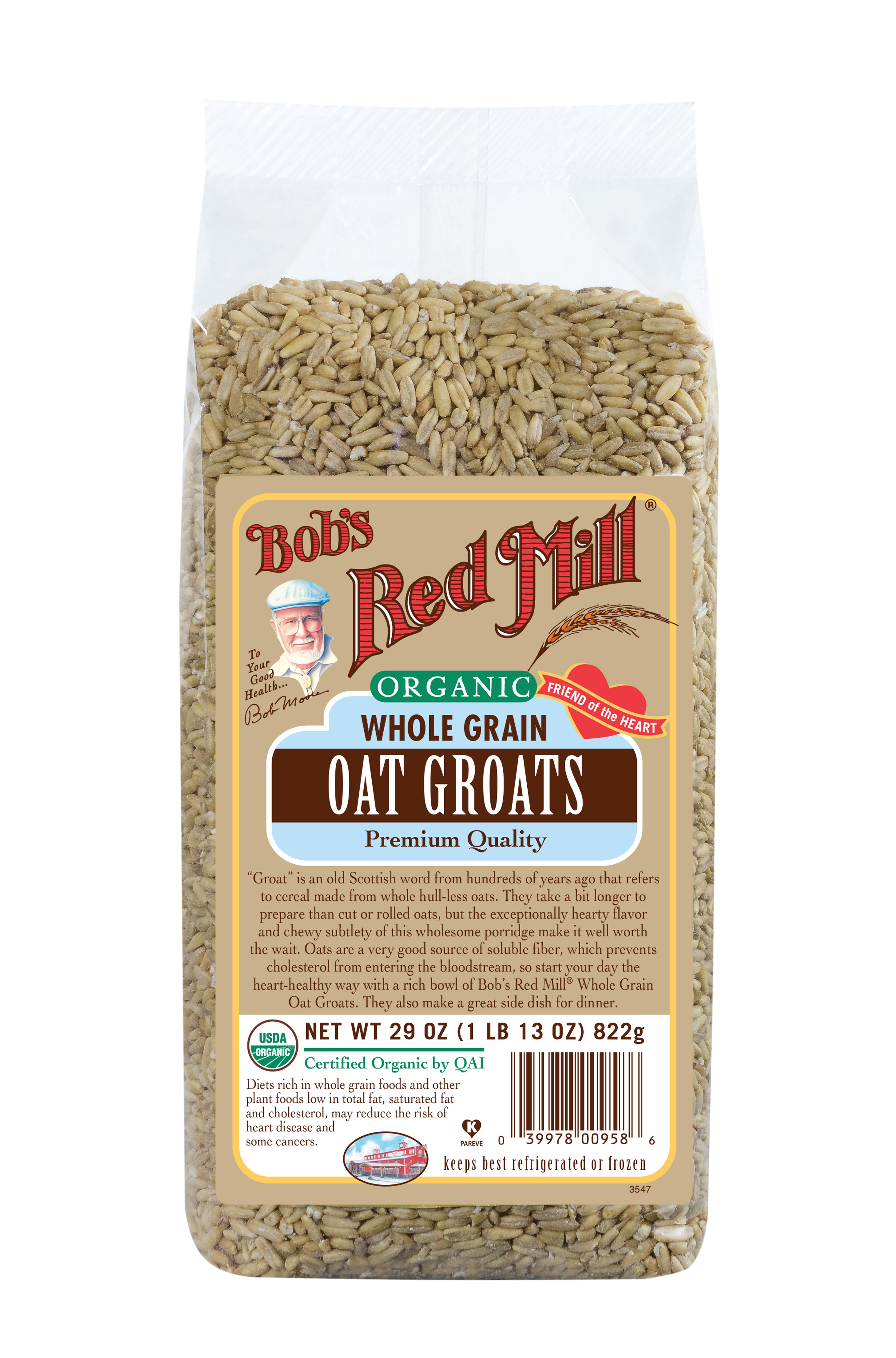 365 Organic Old Fashioned Rolled Oats  Organic Rolled Oats Nutritional Value – Nutrition Ftempo