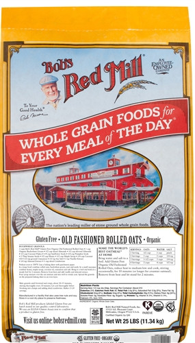 365 Organic Old Fashioned Rolled Oats  Gluten Free Organic Old Fashioned Rolled Oats