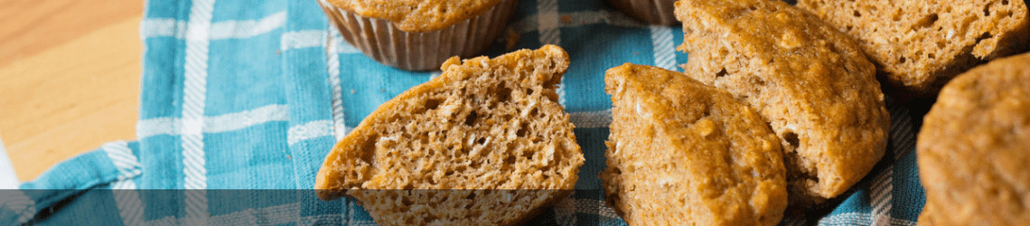 365 Organic Old-Fashioned Rolled Oats  Carrot Breakfast Muffins