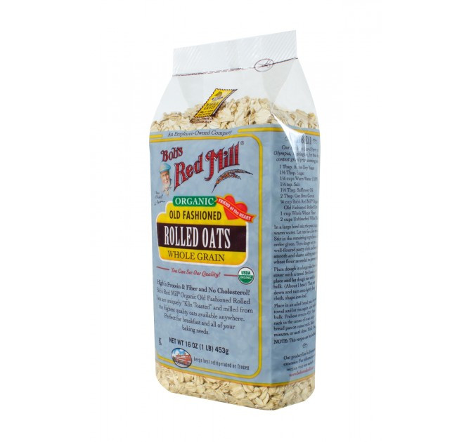 365 Organic Old Fashioned Rolled Oats  Nutritional Value Organic Rolled Oats – Nutrition Ftempo