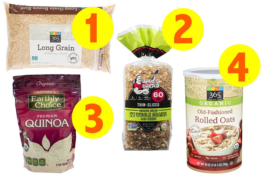 365 Organic Old Fashioned Rolled Oats  10 Foods That Help You Lose Weight Teelie Turner