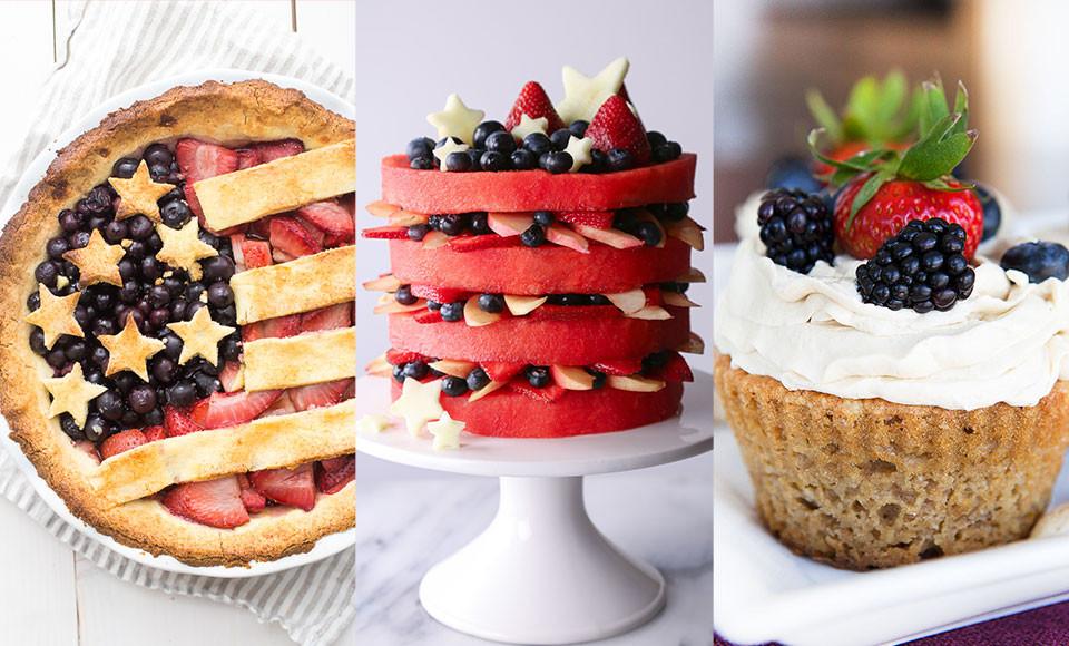 4 Of July Dessert  Fifty 4th of July Paleo Dessert Recipes easy gluten