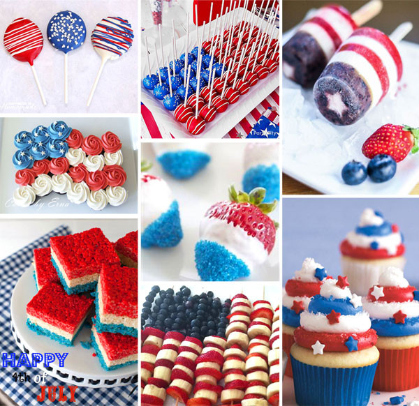 4 Of July Dessert  50 Best 4th of July Desserts and Treat Ideas