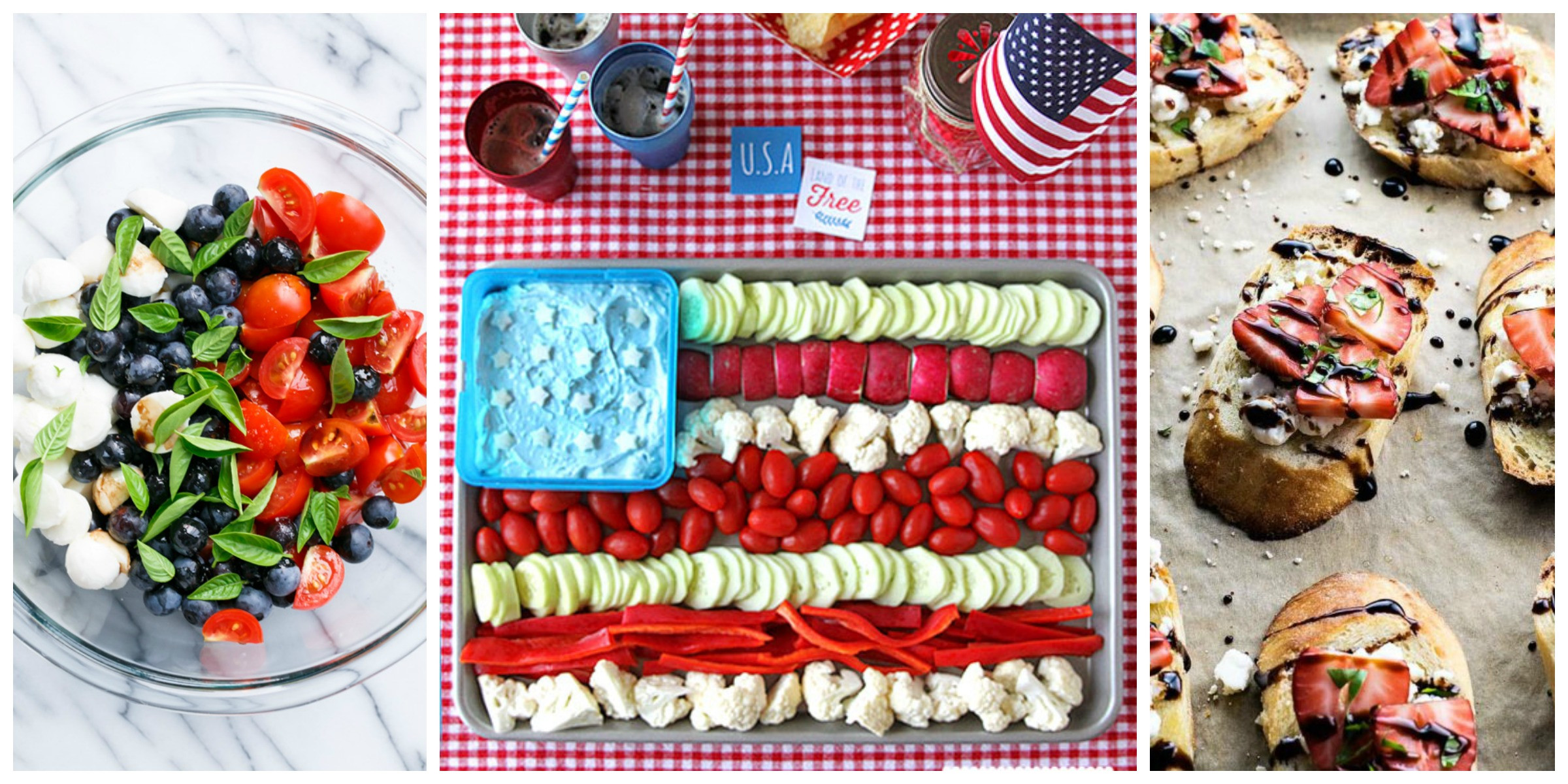 4Th Of July Appetizers And Side Dishes  17 Easy 4th of July Appetizers Best Recipes for Fourth