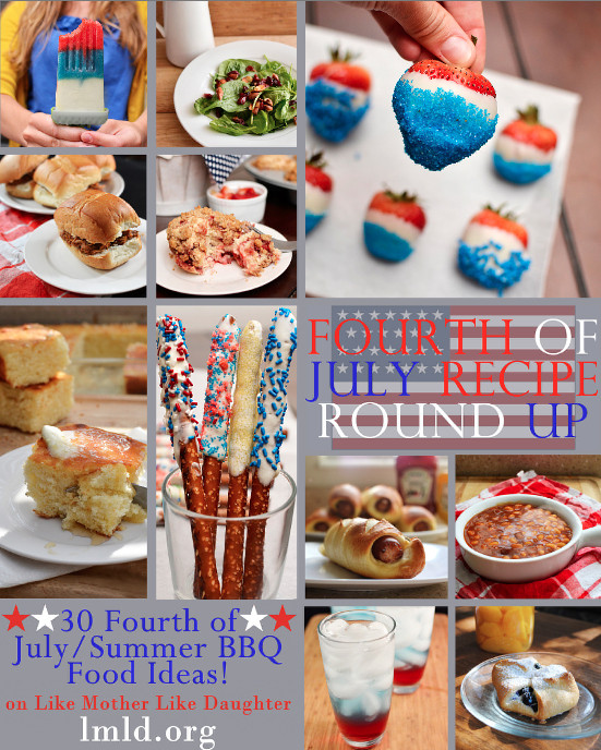 4Th Of July Appetizers And Side Dishes  Red White and Blue Pudding Pops