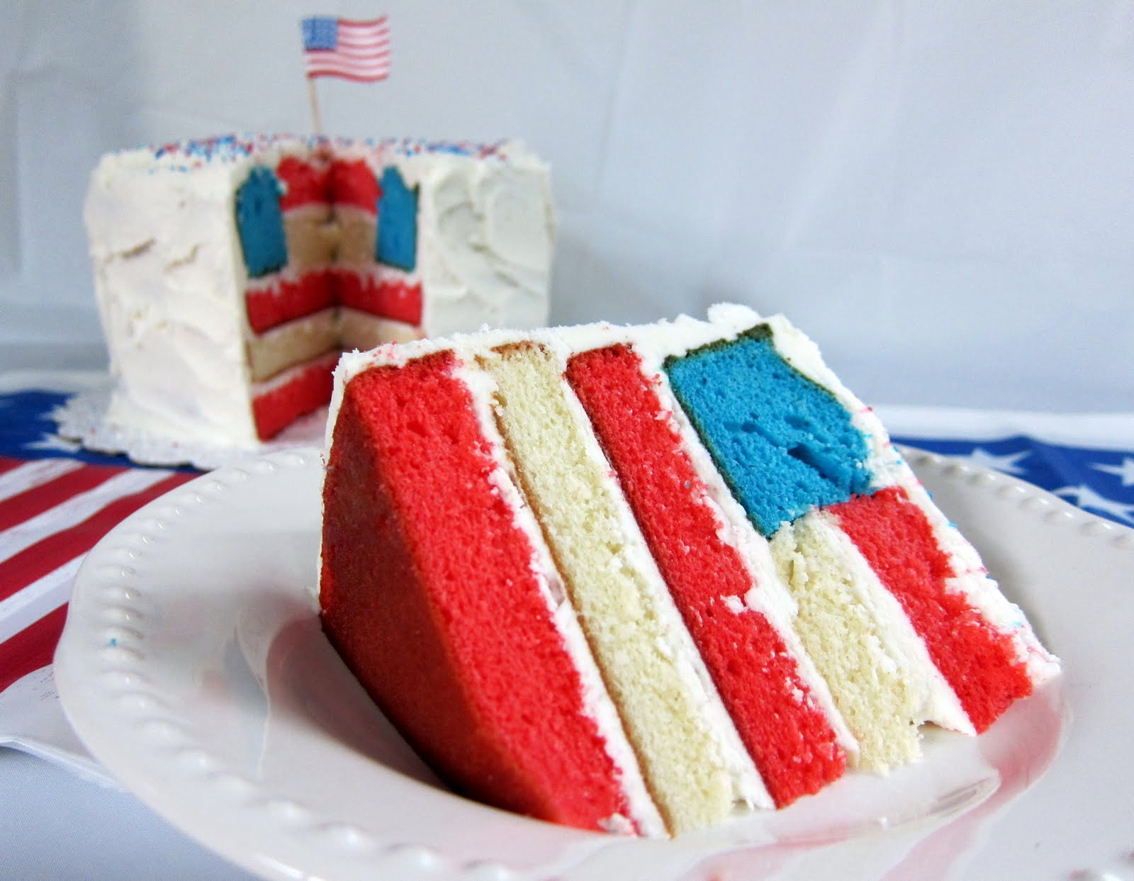 4Th Of July Cake Recipes  Downloadable ESL Lesson Independence Day 4th of July
