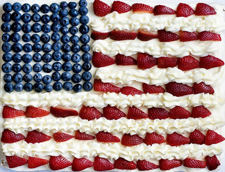 4Th Of July Cake Recipes  Top 4 Fourth of July Cakes
