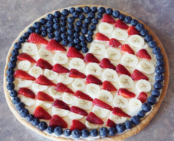 4Th Of July Dessert Recipes  4th of July Recipes Cathy