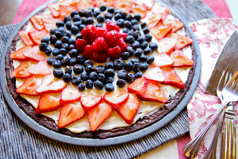 4Th Of July Fruit Desserts  20 4th of July Dessert Recipes