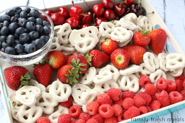 4Th Of July Fruit Desserts  Healthy 4th of July Desserts Eating Richly