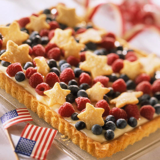 4Th Of July Fruit Desserts  Fourth of July