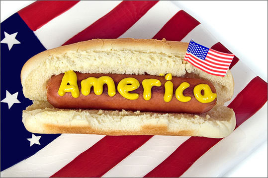 4Th Of July Hot Dogs  Barbara s Beat Get free bargain hot dogs and ideas today