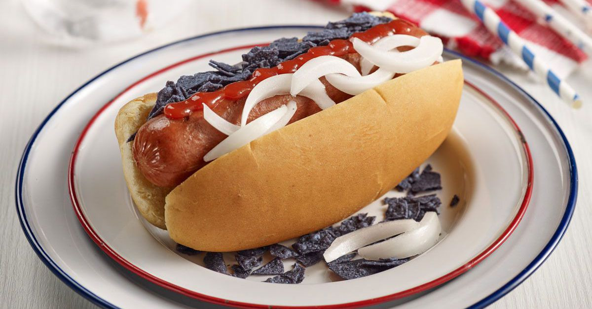 4Th Of July Hot Dogs  14 unusual hot dog topping ideas for your Fourth of July