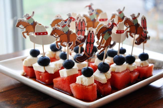4th Of July Party Appetizers 20 Ideas for 4th Of July Cowboy Appetizer