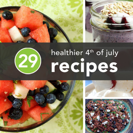 4Th Of July Recipes Appetizers  Healthy 4th of July Recipes