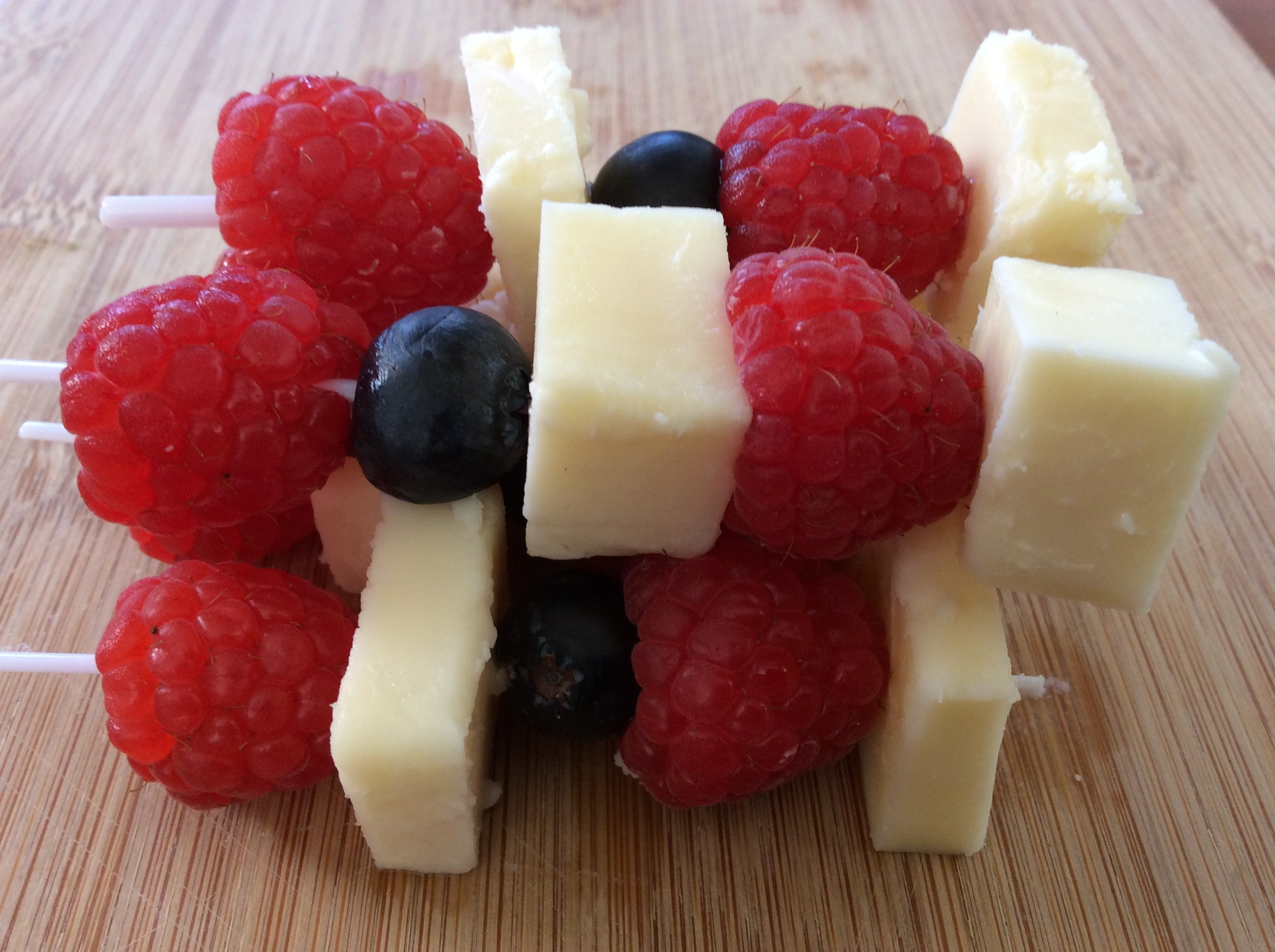 4Th Of July Recipes Red White And Blue Appetizers  Red White and Blue Berry Cheese Bites – Easy 4th of July