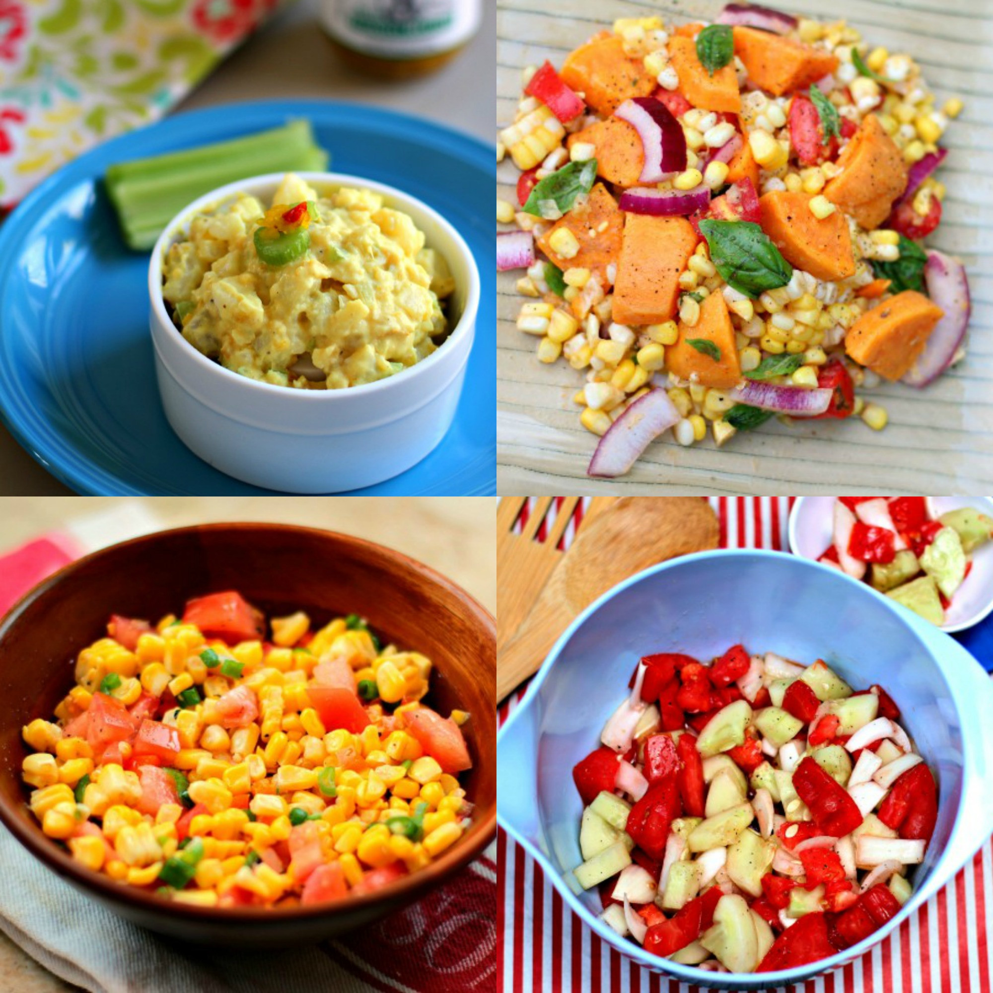 4Th Of July Salads  4th of July Salads