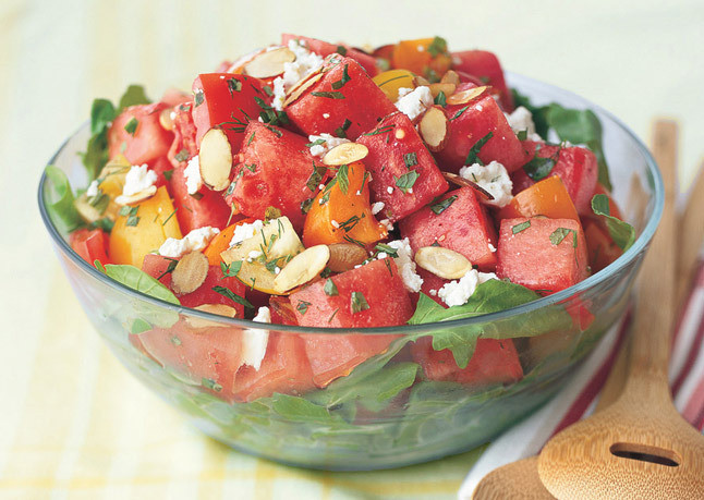 4Th Of July Salads  4th of July Summer Salad – Kitchensinkfoo