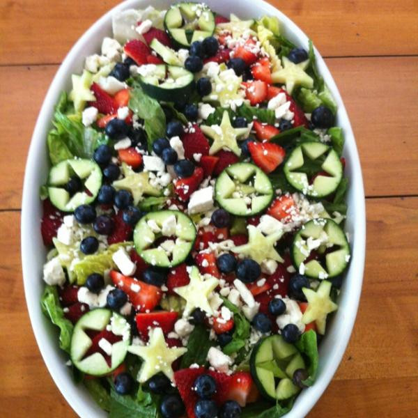 4th Of July Salads 20 Ideas for July 4th Recipes
