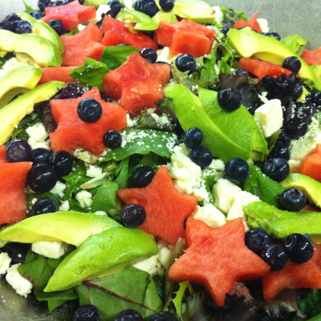 4Th Of July Salads  Fourth of July salad Crack