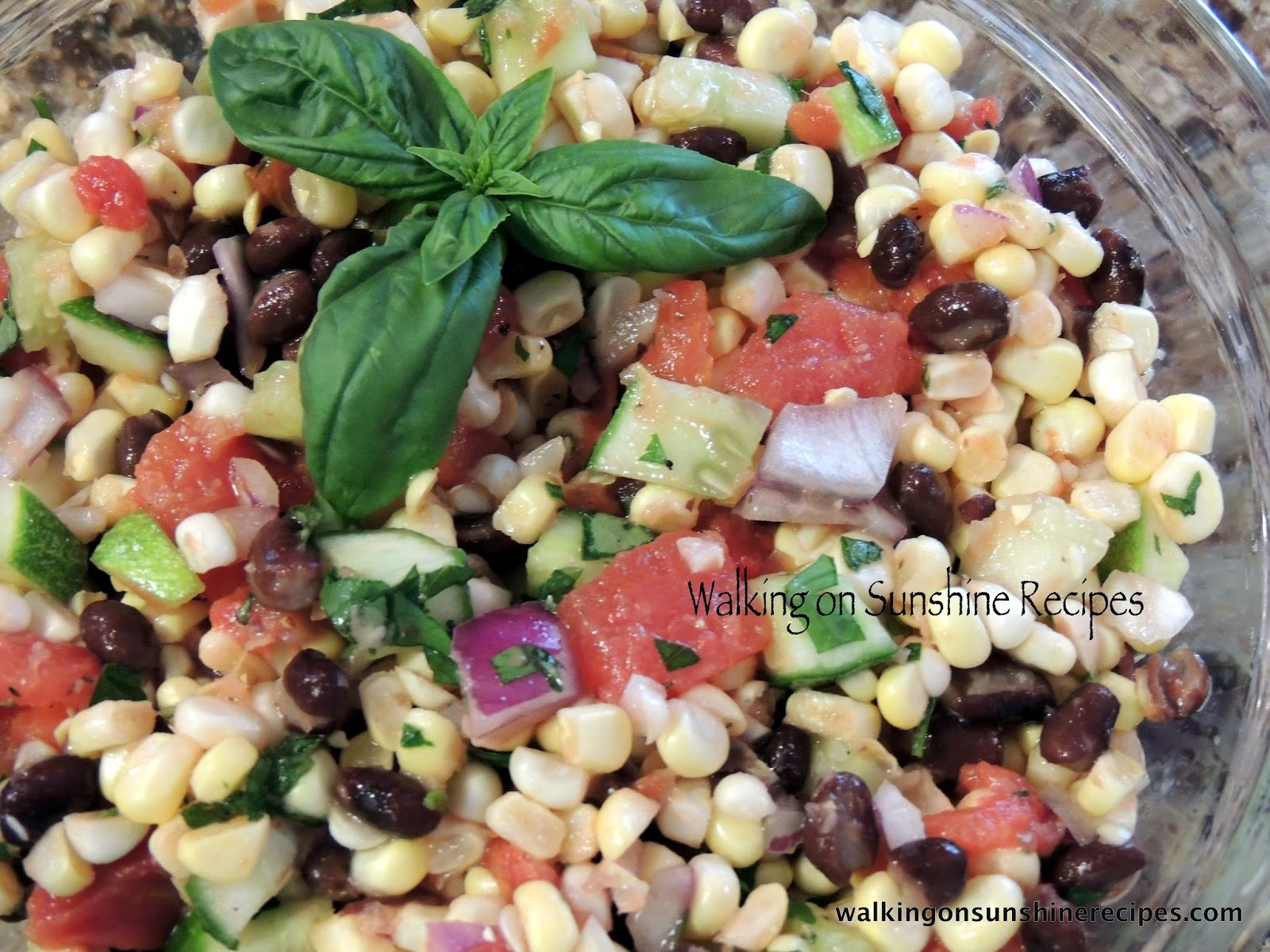 4Th Of July Side Dishes  July 4th Side Dish Recipes Walking Sunshine Recipes
