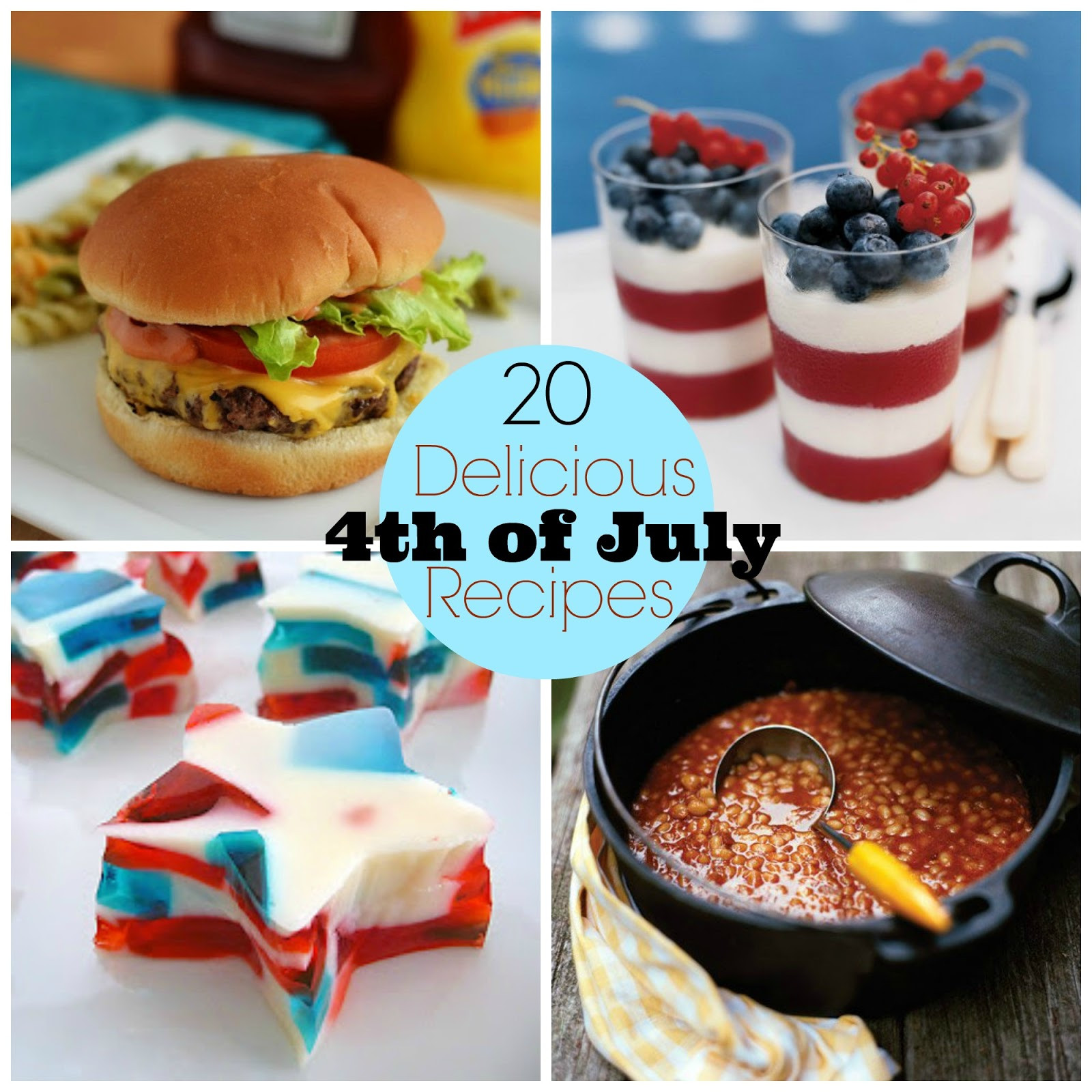4Th Of July Side Dishes Easy  20 Delicious 4th of July Recipes