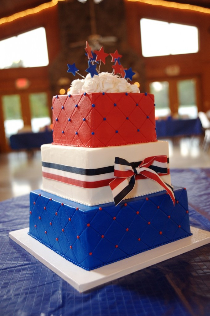 4th Of July Wedding Cakes 20 Of the Best Ideas for All American Wedding Cake