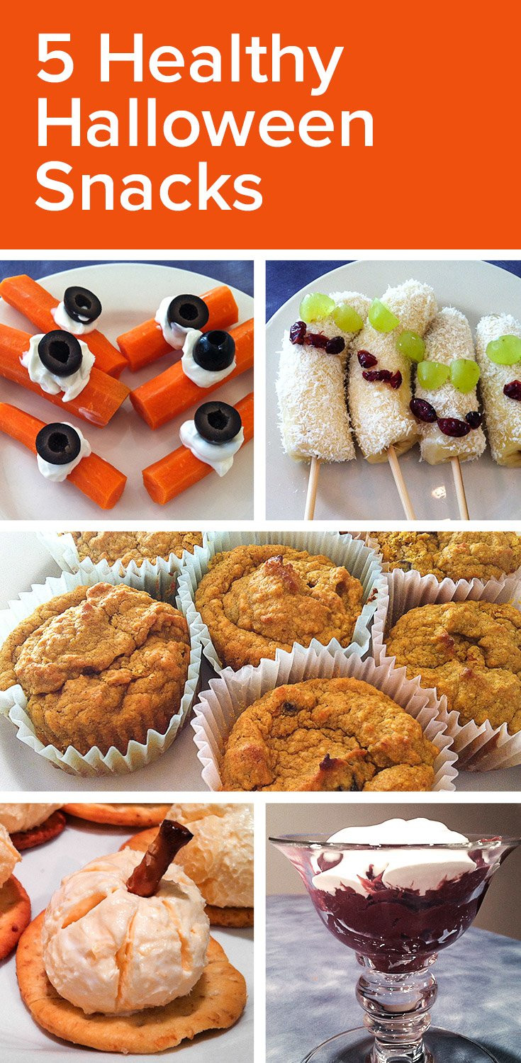 5 Healthy Snacks  Healthy Treats That Won t Trick 5 Healthy Halloween Snacks