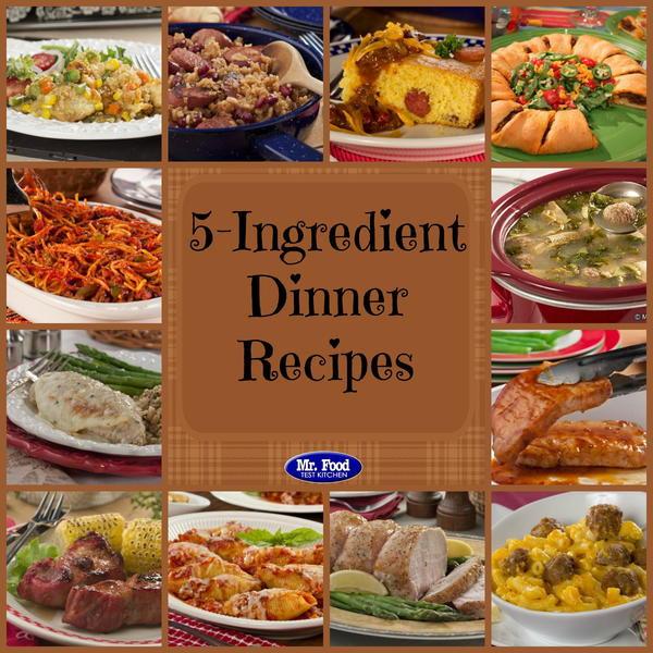5 Ingredient Healthy Dinners  5 Ingre nt Recipes 39 Simple 5 Ingre nt Dinners