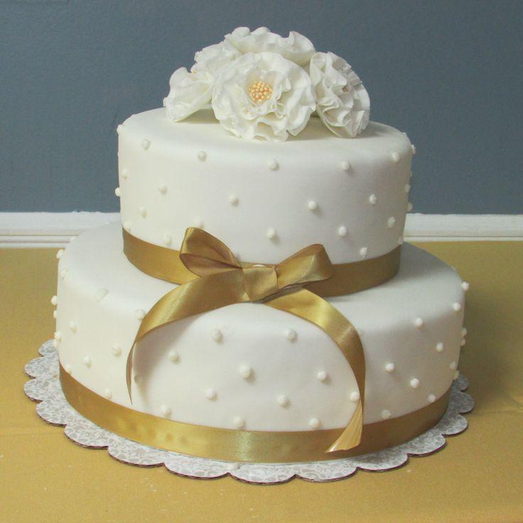 50Th Wedding Anniversary Cakes  50th Anniversary Cake by Nancy Cakes
