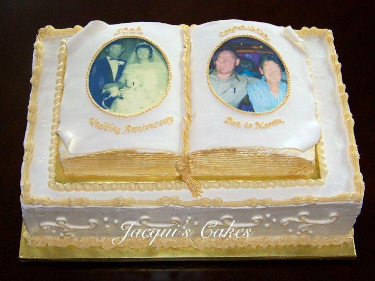 50Th Wedding Anniversary Sheet Cakes  50th wedding anniversary cakes