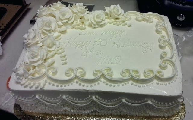50Th Wedding Anniversary Sheet Cakes  decorating Wedding sheet cake ideas Summer Dress for
