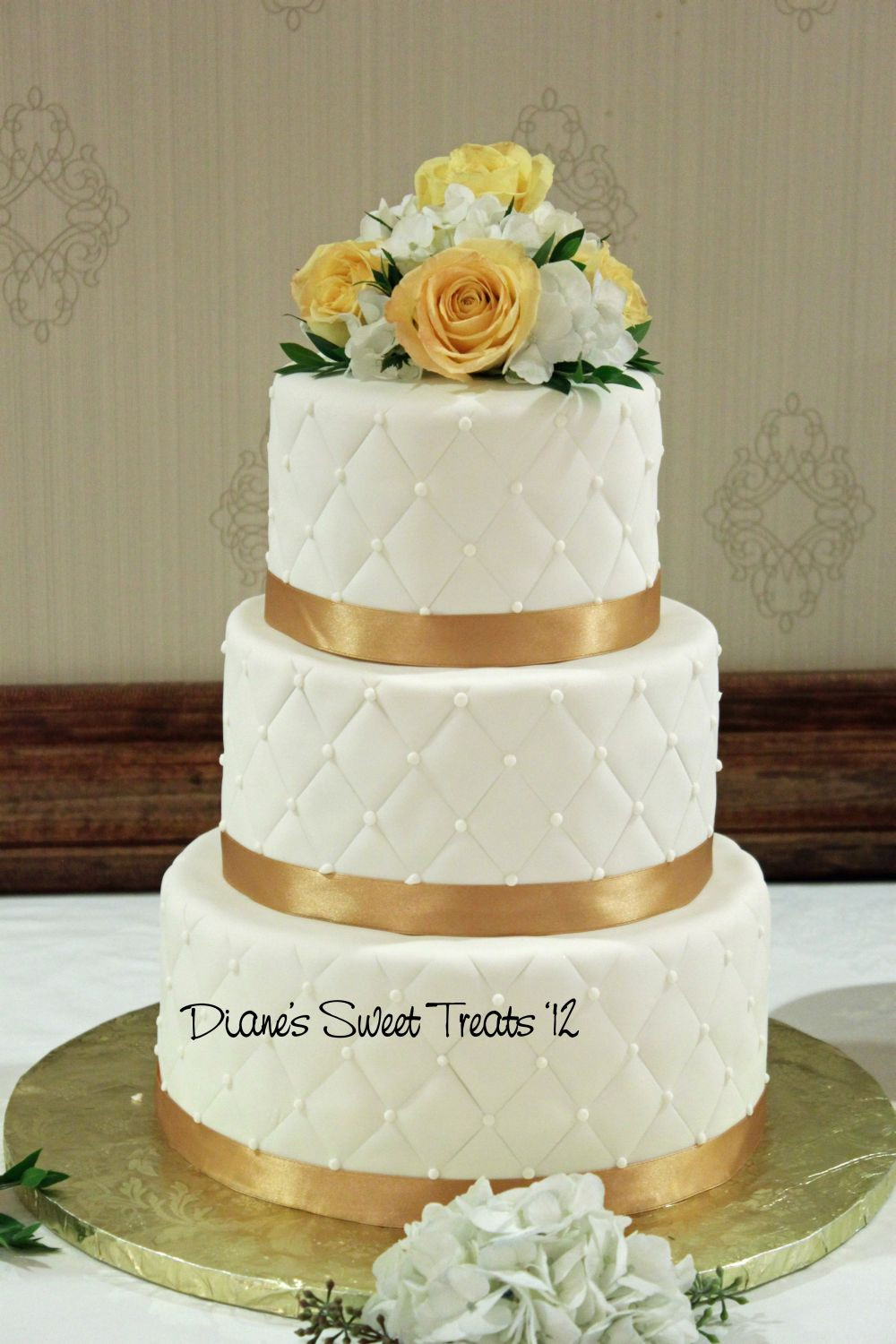 50Th Wedding Cakes  13 Most Beautiful Cakes 50th Anniversary Beautiful