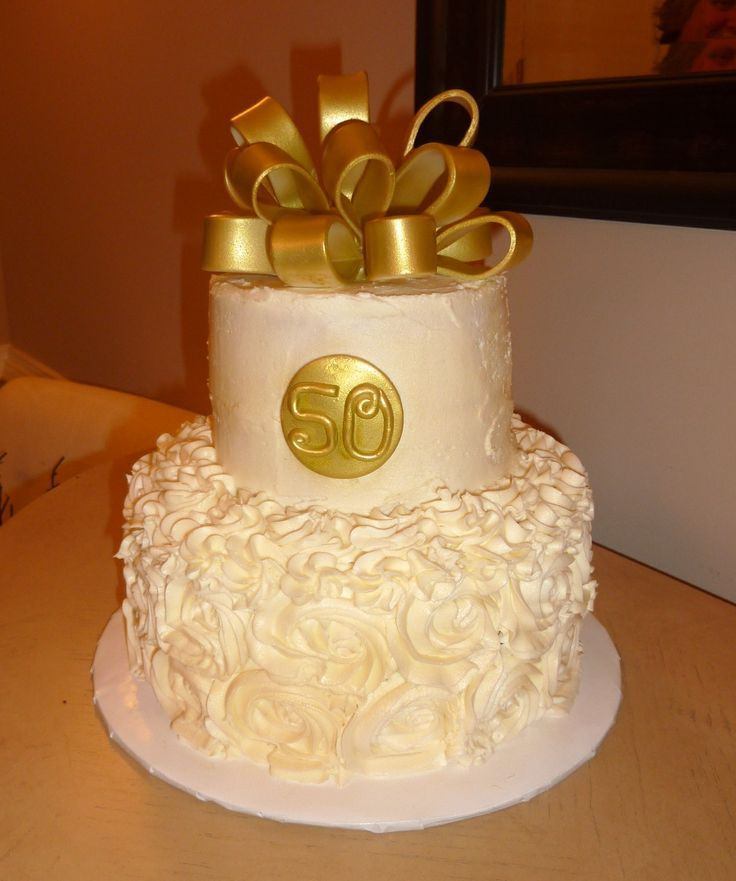 50Th Wedding Cakes  Best 25 Anniversary cake pictures ideas on Pinterest