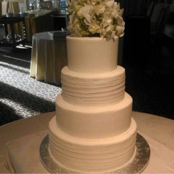 6 Inch Wedding Cakes  4 tier round cake stand